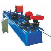 Buy cheap Argon Welded Round Pipe Roll Forming Machine For Construction Material product