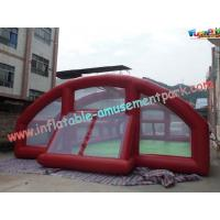 Buy cheap OEM or ODM Inflatable Sports Games Commercial grade 0.55mm PVC tarpaulin product