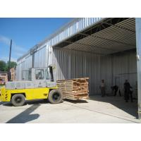 Buy cheap All aluminum fully automatic100m3 wood drying kiln/wood dryer/kiln dryer/wood from wholesalers