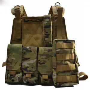Buy cheap Military Level 2 Bullet Proof Vest , Light Bulletproof Tactical Vest product