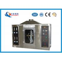 Buy cheap SUS 304 Flame Test Apparatus For Paper Plasterboard Fire Stability Combustion product