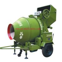 Buy cheap Concrete mixer with Hydraulic type diesel engine/electric motor in stock JZC350B JZC350A product