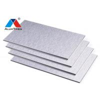 Buy cheap Fire Resistant Aluminum Composite Panel For Exterior / Interior Wall Decoration product