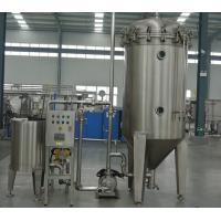 Buy cheap SUS 304 Packing Production Line Candle Type Diatomite Filter Machine For Craft from wholesalers