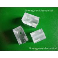 Buy cheap Polycarbonate Mini CNC Millling Machined Precision Plastic Parts from wholesalers