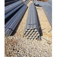 Buy cheap Q215 , Q235 Oval Hot Dipped Galvanized Steel Pipe High Strength 25mm product