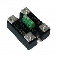 Buy cheap 30a 120v 2 Phase Solid State Relay Ac Control product