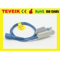 Buy cheap TL-101T TL-201T Adult Finger Clip Reusable Spo2 Sensor With 9pin For Nihon Kohden product