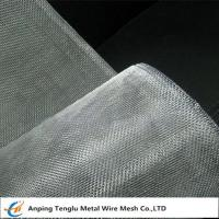 Buy cheap Stainless Steel Window Screen|3~200mesh Wire Mesh to Prevent Insects and Fly product