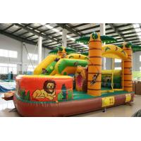 China Inflatable Bouncer / INFLATABLE jump / inflatable jungle bouncer on sale