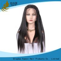 Buy cheap Silk Base Frontal Closure Density 150% , Lace Front Closure Piece Ear To Ear product