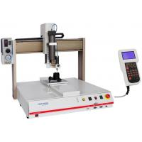 Buy cheap Benchtop Automated Dispensing Machines Glue Dispenser Robot product