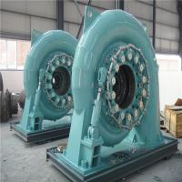 Buy cheap Mini Hydro Turbine/ 200KW Francis Turbine/ Hydro Power Plant product