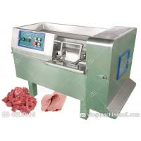 China Multifunctional Meat Processing Machine Frozen Meat Cutting Equipment CE Certification on sale
