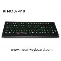 Buy cheap Marine / Military Industrial Metal Keyboard With Cherry Mechnical Switches product