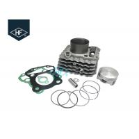 Buy cheap Silver Color Motorcycle Cylinder Kit Engine Cylinder Block Piston Kit Bore 63.50mm product