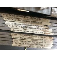 Buy cheap 1.4003 / S41003 Hot Rolled Stainless Steel Plate 1D Thickness 3 To 60MM from wholesalers