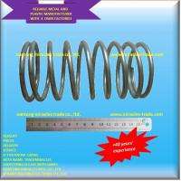 Buy cheap 6MM high strength long life spring steel auto compression spring product
