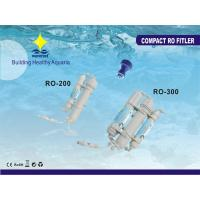 China High Flow & Rejection TFC Membrane Best Aquarium Filter Systems With Plastic Hose Adaptor on sale
