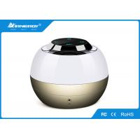 Buy cheap Small Portable Outdoor Bluetooth Speakers , Wireless Bluetooth Mini Subwoofer 7 Color Light from wholesalers