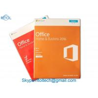 Buy cheap Online Office Professional 2016 Download , Original Microsoft Office Retail from wholesalers