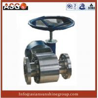 Buy cheap Special Alloy Inconel 625 Float Ball Api Ball Valve- Ball VASG Fluid Control Equipment–ASG product