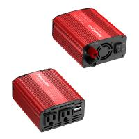 Buy cheap 300W Car Battery Power Inverter DC 12V to AC 110V Converter with Dual 3.1A Dual USB Ports product