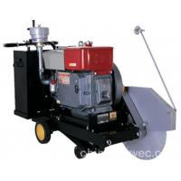 Buy cheap Road Cutter Concrete Road Cutting Machine with Robin Engine Honda Engine product