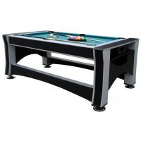 Buy cheap Deluxe 7FT  Multi Function Game Table Flip 3 In 1 Game Table  Billiards For Club product