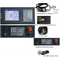 Buy cheap Humane 4 Axis milling CNC Controller system with usb + dsp function , PLC ladder from wholesalers