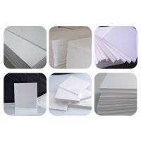 Buy cheap 4x8 15mm Expanded Foam Sheet , Cabinets Use White Foam Board Customized from wholesalers