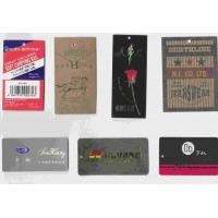 Buy cheap high quality hand tags product