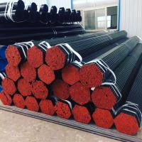 Buy cheap Round Large Stainless Steel Pipe , EN 10210-1 2006 Hot Finished Seamless Pipes product