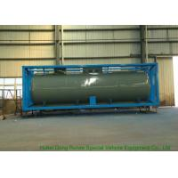 Buy cheap 30FT T14  ISO Tank Container For Chemical , International Tank Containers product