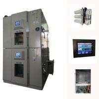 Buy cheap AC220V 50HZ Temperature And Humidity Chamber With Air Cooling System product