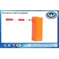 Buy cheap Traffic Access Control Barriers and Gates Solar Power Arm Barriers Arm LED from wholesalers