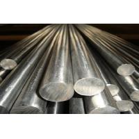 China Aluminum and Aluminum Alloy Steel Round Bars / Rods ASTM B221-08 6061-T6 on sale