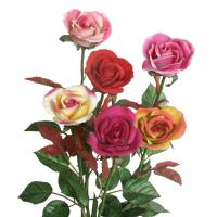 China Artificial Flower,Silk Lilies,Home Decoration on sale