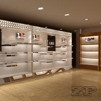 Buy cheap Customized shoe store decoration/shoe store fixtures with logo product