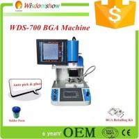 China Automatic WDS-700 bga rework station with HD optical alignment for cellphone laptop chip motherboard repair on sale