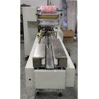 Buy cheap Durable Toilet Paper Production Line 120-200 Rolls / Min Wrapping Speed product