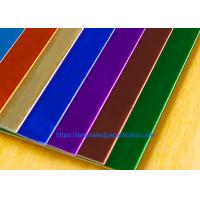 Buy cheap Colorful PET Film Paper Cardstock for Wedding Banner/Salon Decoration from wholesalers