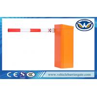 Buy cheap Solar Powered Intellient Parking Barrier, Car Park Barriers for Underground from wholesalers