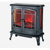 Buy cheap Big Freestanding Electric Fireplace Heater electric stoves SF-28 Indoor heater room heater LOG FLAME LIGHT DIMMER product
