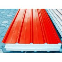 Buy cheap Orange Roof Sheet Coil Prepainted Galvalume Steel Coil For Roller Shutter Door product