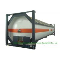Buy cheap T50 Type 40FT DME LPG ISO Container , LPG Tank Container For Shipping product