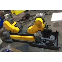 Buy cheap Self Aligning Rotator , Pipe Welding Rollers PU 20 Ton 1.5Kw Inverter Motor from wholesalers