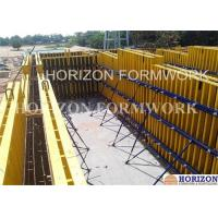 Buy cheap Universal Assembled H20 Beam Wall Formwork Systems For Shear Wall And Column product