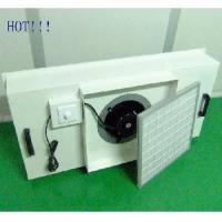 Buy cheap Galvanized Fan Filter Unit FFU for Hospital product