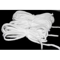 Buy cheap White Earloop Cord Ear Tie Rope Face Mask Materials Handmade String For Mask Sewing product